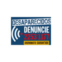 Logotipo Desaparecidos do Disque Denúncia